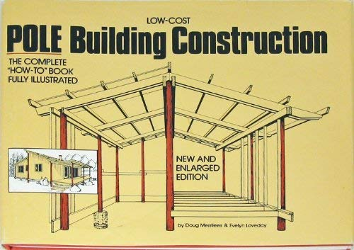 Low Cost Pole Building Construction
