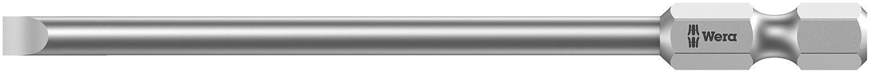 fendue 0.8/mm x 4/mm x 89/mm Lame 1//10,2/cm Drive Wera S/érie 4/800//4/Z t/ôle Bit