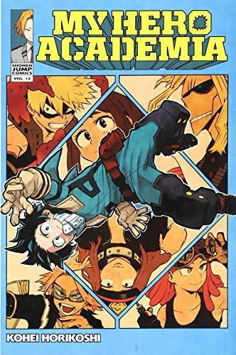 My Hero Academia, Vol. 12 (12)