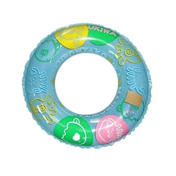 Sucastle Hinchable Anillo de natación, Flotador Colchoneta ...