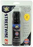 Streetwise Security Products Police Strength Streetwise 23, 4-Ounce Flip Top