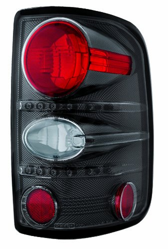 IPCW CWT-CE538CF Crystal Eyes Carbon Fiber Tail Lamp - Pair