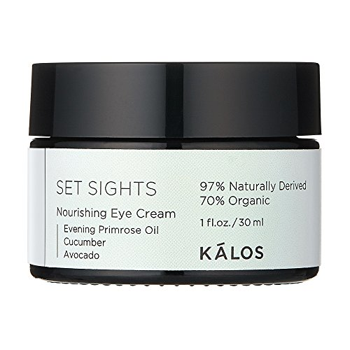 K los Skin Set Sights, Nourishing Eye Cream