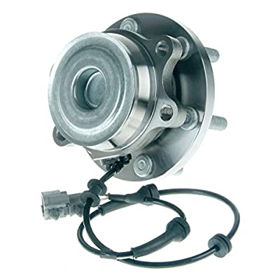 MOOG 515064 Wheel Bearing and Hub Assembly: Automotive