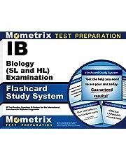 IB Biology SL and HL Examination Flashcard Study System