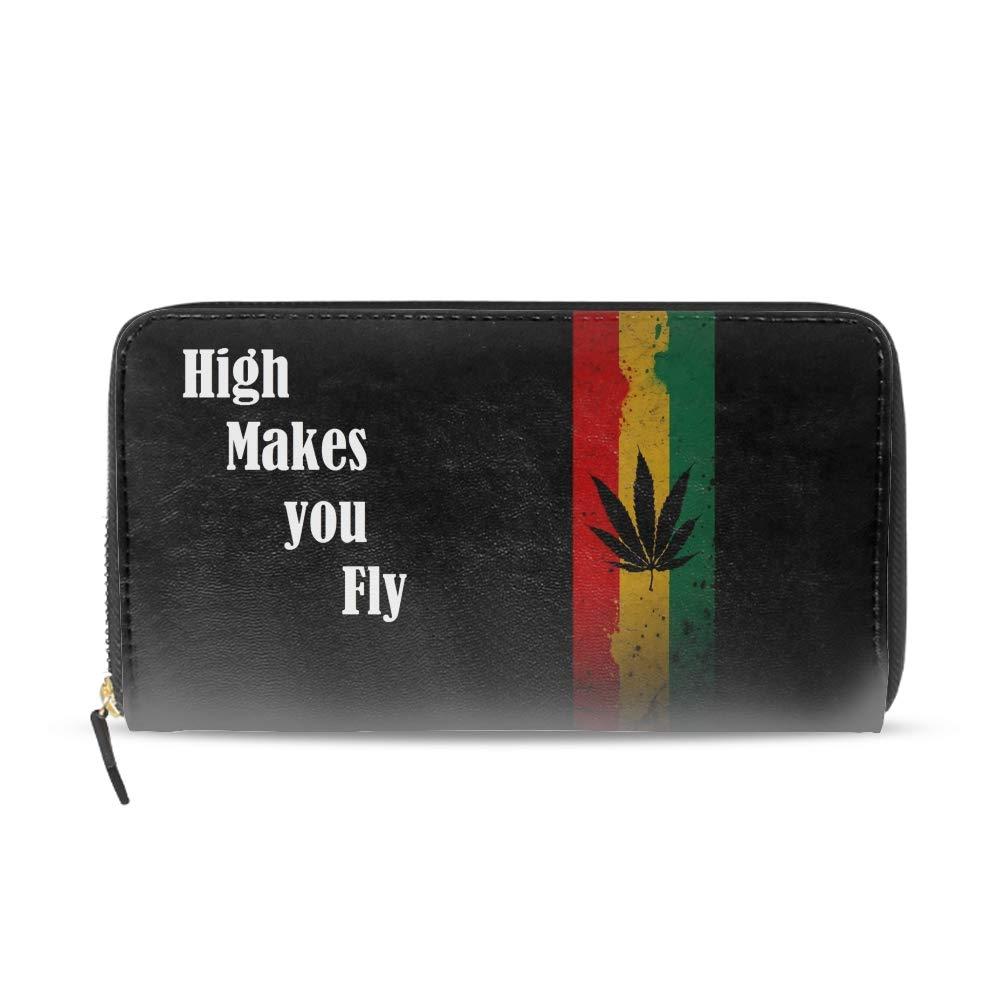 Women's Rasta Cannabis...