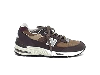 New Balance Uomo - Sneakers 991 Made in UK Marrone  Amazon.it  Scarpe e  borse 9590cab035a
