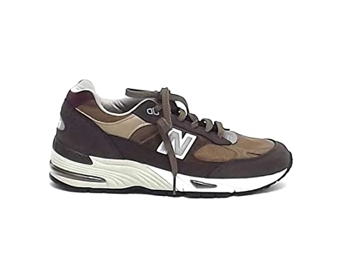 50c2a601d2 New Balance Uomo - Sneakers 991 Made in UK Marrone