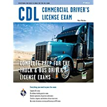 CDL - Commercial Driver's License Exam (CDL Test Preparation)