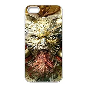 Artistic Bull Demon King fashion phone Case For Samsung Note 2 Cover