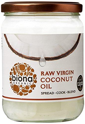 Biona Organic - Raw Virgin Coconut Oil - 400g