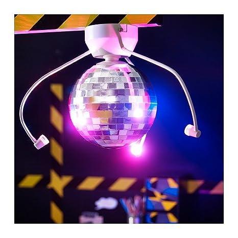 Ikea Diskokugel Dansa Disco Kugel Fur Das Kinderzimmer Inkl Led