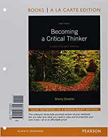 becoming a critical thinker sherry diestler pdf free
