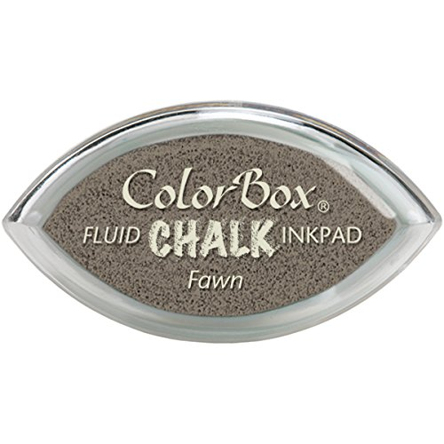 Clearsnap Color Box Fluid Chalk Cat's Eye Fawn Ink Pad - Fluid Chalk Ink Pad