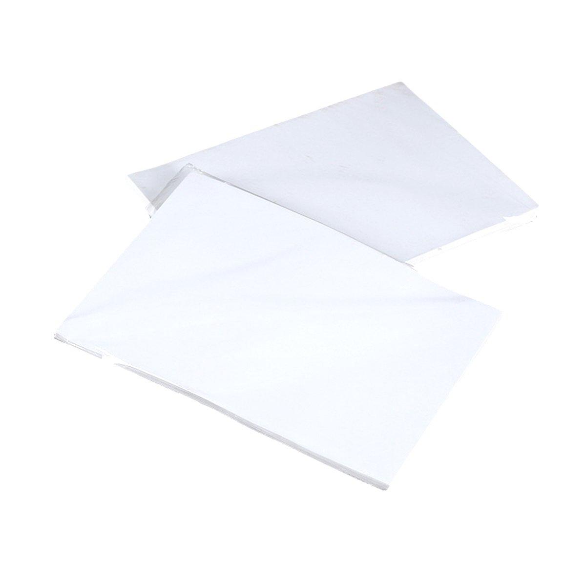 Biglietti Vuoti da 300 g//mq con Bordo Smerlato e Buste abbinate 13 x 18 cm Papermania Dimensioni: ca Confezione da 12 Colore Bianco