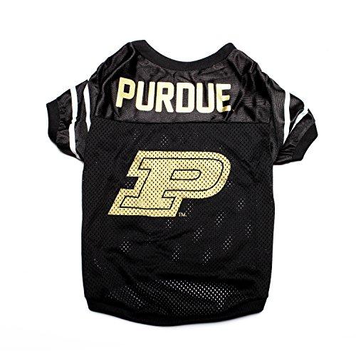 Pet Goods NCAA Purdue Boilermakers Collegiate Pet Jersey, Small