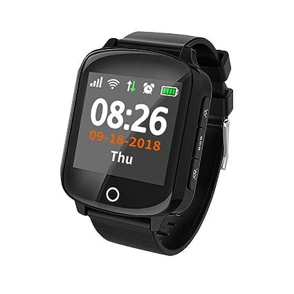 Amazon.com: Smart Watch IP68 Waterproof GPS+LBS+WiFi ...