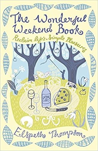 Book The Wonderful Weekend Book by Elspeth Thompson (2010-01-07)