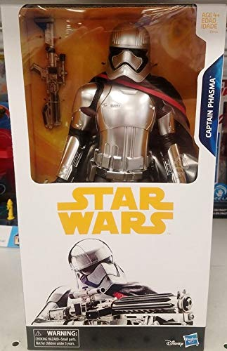 Hasbro Star Wars: The Last Jedi 12 inch Captain Phasma Action Figure