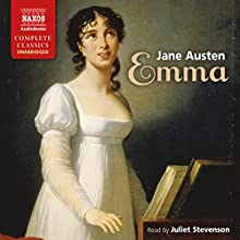 Emma [Naxos] Audiobook by Jane Austen Narrated by Juliet Stevenson