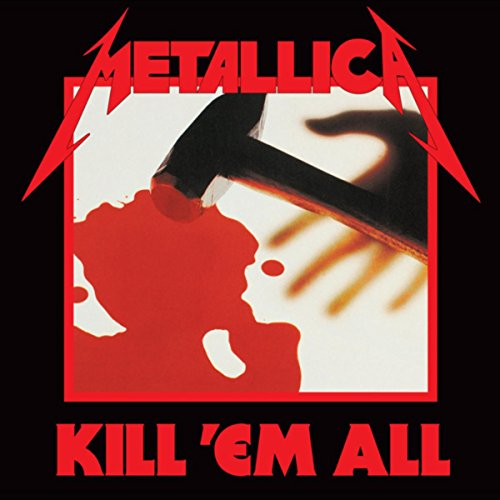 Kill Em All Remastered Metallica product image