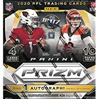 $277 » 2020 Panini Prizm NFL Football MEGA box (10 4-card pks/bx)