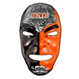Franklin Sports NFL Cleveland Browns Team Fan Face Mask