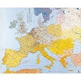 Carte Souple Murale Europe [Fournitures de bureau]