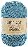 Bernat Baby Blanket Yarn, 10.5 Ounce, Baby Teal, Single Ball