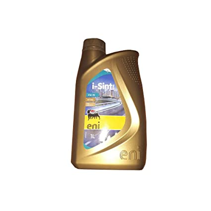 ENI 100896 Aceite 0W/30 I-Sint Tech All Fuels Top Synthetic ...
