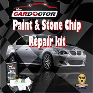 HONDA Stone Chip Paint Scratch TITAN SILVER - NH614M