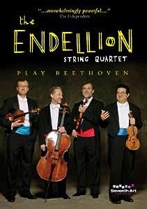 The Endellion String Quartet play Beethoven [DVD] [Reino Unido]