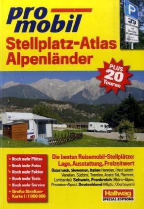 Alpenländer Stellplatz-Atlas