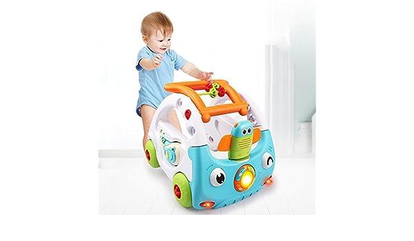 Andador Para Niño Para Bebés Y Niños Pequeños Carro De ...