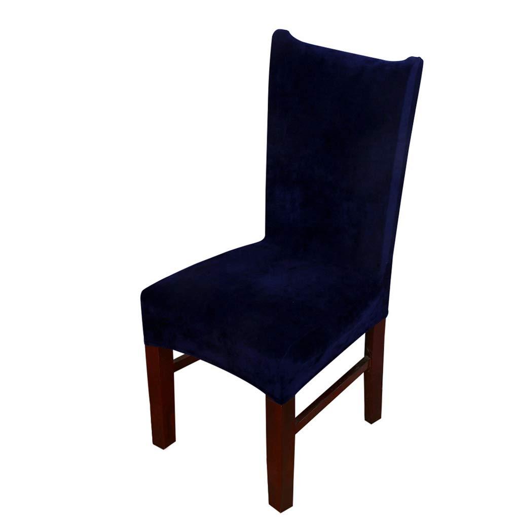 椅子カバー ストレッチダイニングルームプロテクター 厚手 取り外し可能 シートスリップカバー ホームウェディング用品 ホテル ローマ 4点セット 0BTW95  S15 B07KMZSJWC