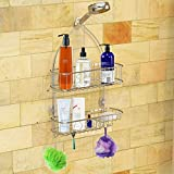 SimpleHouseware Bathroom Hanging Shower Head