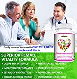 Female Immunity Wellness Enhancement Supplement
