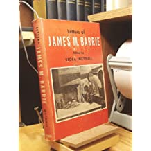 Letters of J. M. Barrie