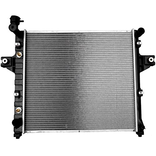 ECCPP Radiator CU2262 Replacement fit for 1999-2004 Jeep Grand Cherokee ()