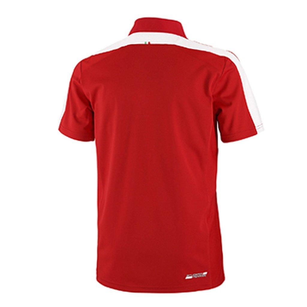 FERRARI F1 Polo para Hombre Rojo Rojo Talla:Small: Amazon.es ...