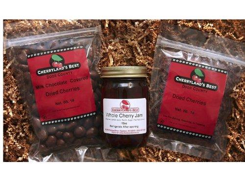Dried Cherries Gift Pack Assortment