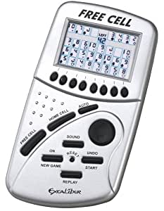 Handheld FreeCell Game