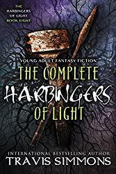 The Complete Harbingers of Light: Young Adult Fantasy Fiction (The Harbingers of Light Book 8)