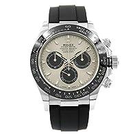 Rolex Oyster Perpetual Cosmograph Daytona 18K White Gold Men's Chronograph Watch 116519LN