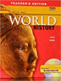 Prentice Hall World History (Teacher's Edition)