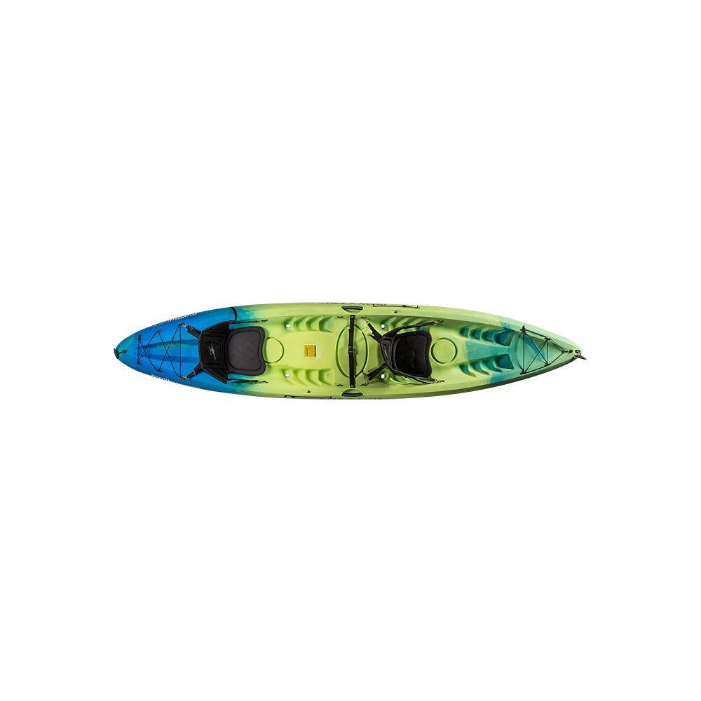 Ocean Kayak Malibu Two XL Tandem Kayak (Ahi, 13 Feet 4 Inches) by Ocean Kayak