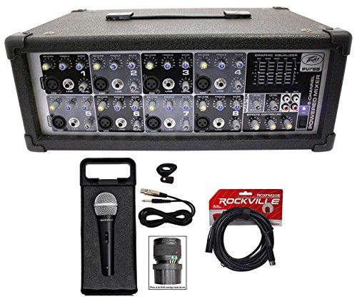 xlr out mixer - 5