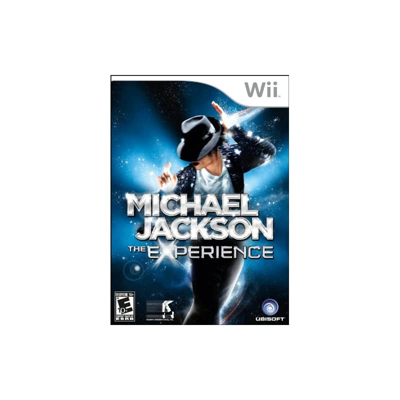 Michael Jackson The Experience - Nintend