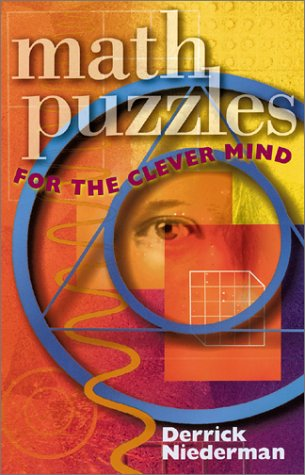 Download Math Puzzles for the Clever Mind pdf epub