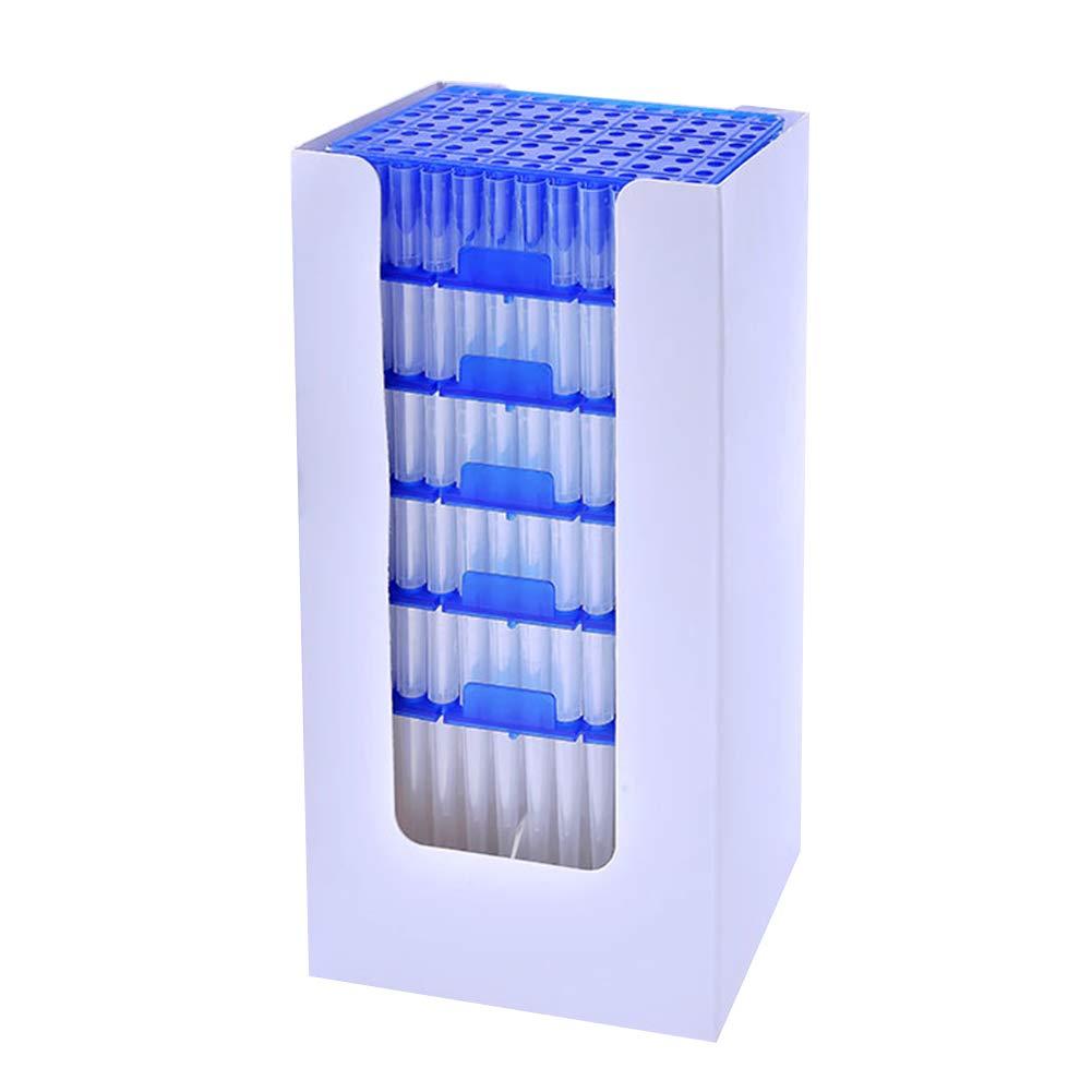 Tansoole 10/μL Embouts de Pipette /à Filtre Laboratoire avec Bo/îte de Pipette Lot de 960//960 position